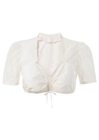 Блузка из национального костюма с herz...