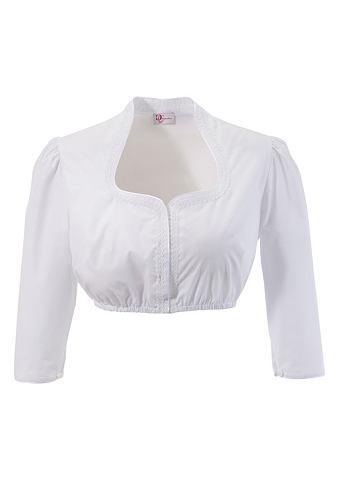 Блузка из национального костюма с schm...