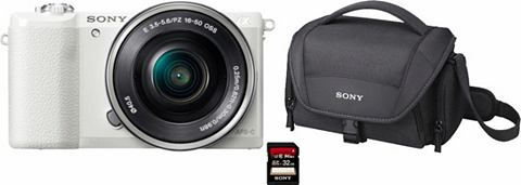 SONY Alpha ILCE5100L Системная камера 16-50...