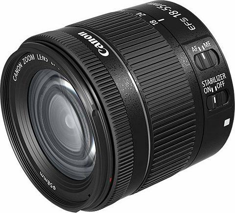 EF-S 18-55mm 1:4-56 IS STM Zoomobjekti...