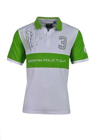 HAJO Rundhals-T-Shirt »El Polista&laq...