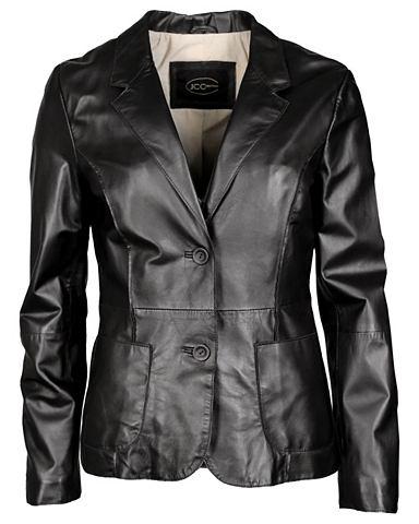 Пиджак кожаный для женсщин IK52