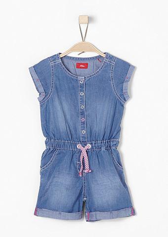 Комбинезон в имитация джинса для M&aum...