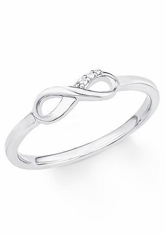Кольцо »Infinity/Unendlichkeit 2...