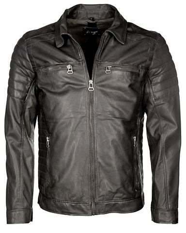 Куртка кожаная »William«