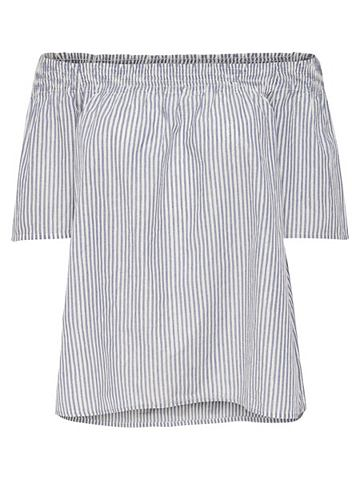 Блуза с 2/4 рукавами