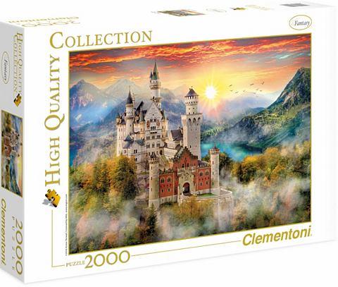 Пазл 2000 Teile » Neuschwanstein...