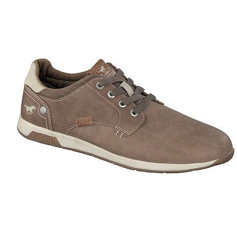 MUSTANG туфли ботинки со шнуровкой с T...