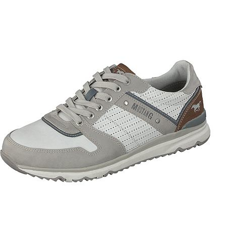 MUSTANG туфли ботинки со шнуровкой с п...