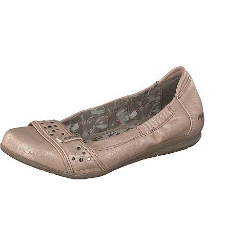 MUSTANG туфли балетки