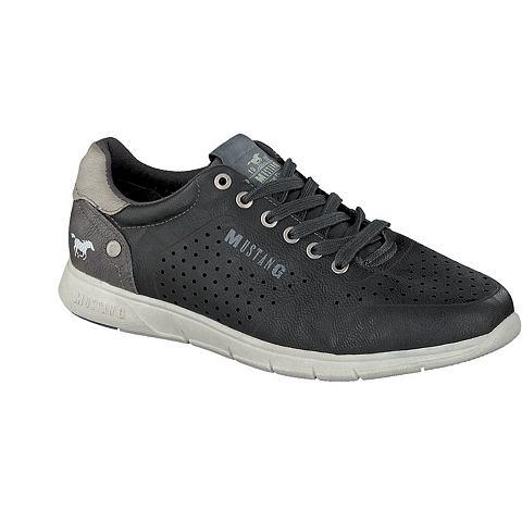 MUSTANG туфли ботинки со шнуровкой с а...