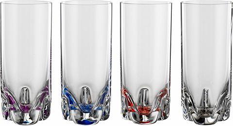 Длинные стаканы хрустальные фужеры 300...