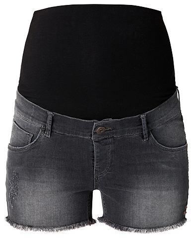 Шорты для беременных джинсы »Mac...