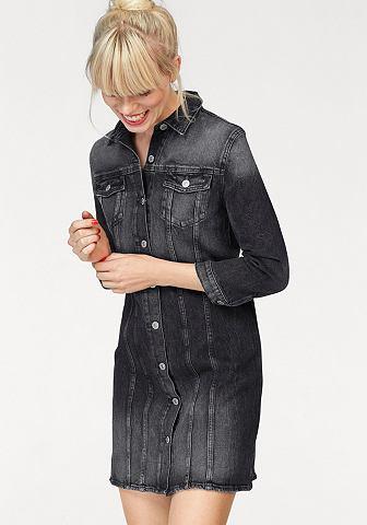 Платье джинсовое »CALY«