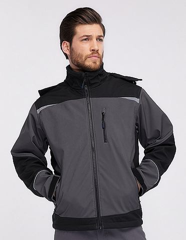 PIONIER WORKWEAR Куртка с теплой подкладкой