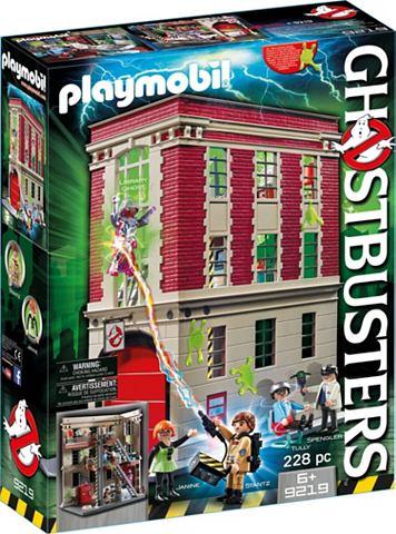 ® Ghostbusters Feuerwache (9219) &...
