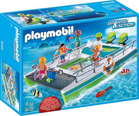 ® Glasbodenboot с Unterwassermotor...