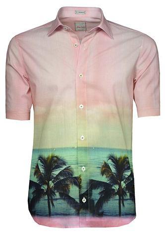 Рубашка летняя с Fotodruck