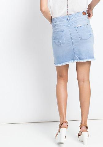 Юбка »Denim stretch skirt«...