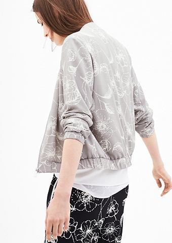 Eleganter куртка из крепа