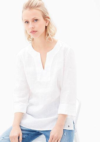 Широкий блузка