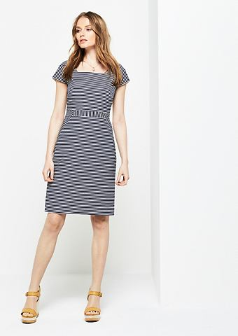 Платье с утонченный узор