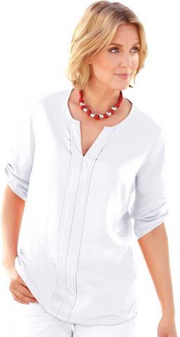 Блуза с имитация streckender Blend