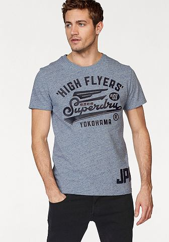 Футболка »HIGH FLYERS REWORKED T...