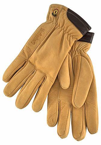 TIMBERLAND Перчатки кожаные