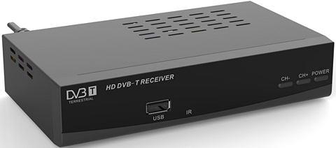 DVB-T2 HD-Receiver »DTB-136H с U...