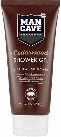 Man Cave »Cedarwood Shower Gel&l...