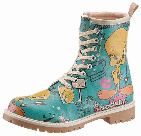 Ботинки со шнуровкой »Looney Tun...