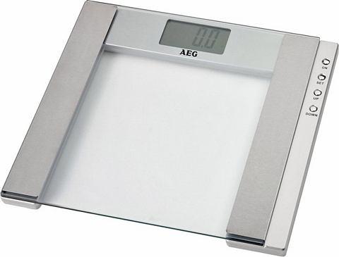 AEG весы PW 4923 FA 5 в 1 качествeнный...