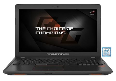 GL553VD-FY074T Gaming-Notebook »...