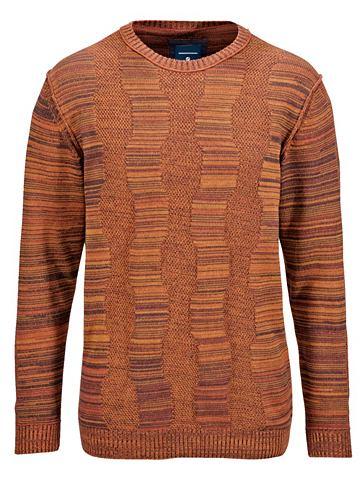 Пуловер в mehrfarbiger имитация