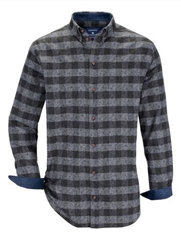 Рубашка garngefärbt и c узором