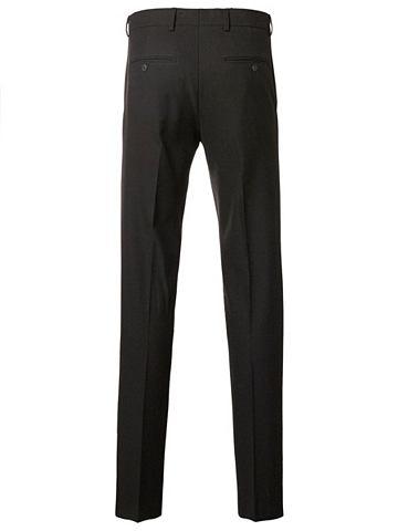 Узкий форма нежный костюмные брюки