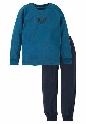 Frottee-Pyjama для Jungen