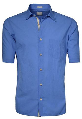 Мягкий рубашка с короткими рукавами из...
