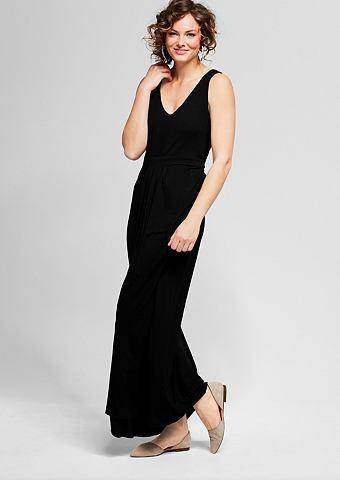 Платье-макси длинное из Viskose-Jersey...