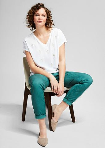 Блузка-рубашка с Kaktus-Stitchings