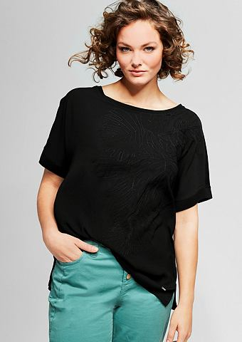 Блузка-рубашка с Stitching