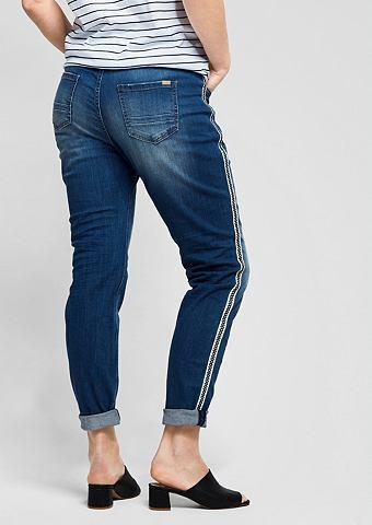 Красивая форма: джинсы с Streifen