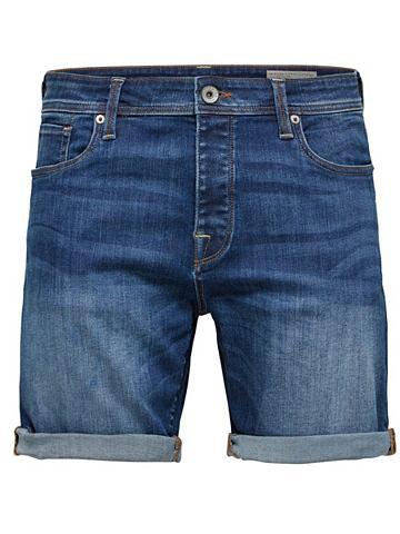 Regular Fit- шорты джинсовые