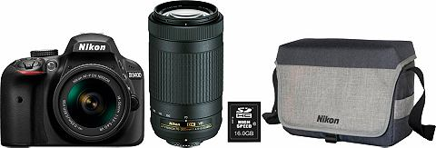 D3400 фотоаппарат зеркальный Камера Ki...