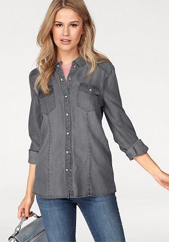 Джинсовая блузка »VERA«