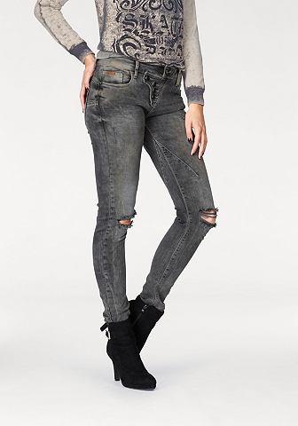 Cipo & Baxx узкие джинсы