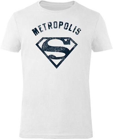 Футболка »Superman - в винтажном...