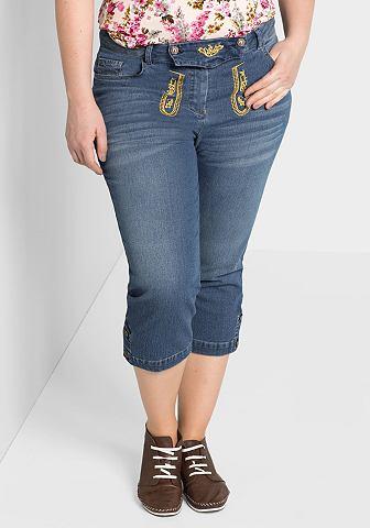 SHEEGO STYLE 3/4 джинсы