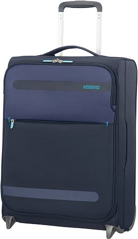 AMERICAN TOURISTER Текстильный чемодан с 2 колесики &raqu...